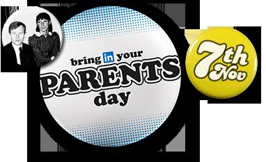 El 7 de noviembre, emprendedor, lleva a tus padres al trabajo con Linkedin