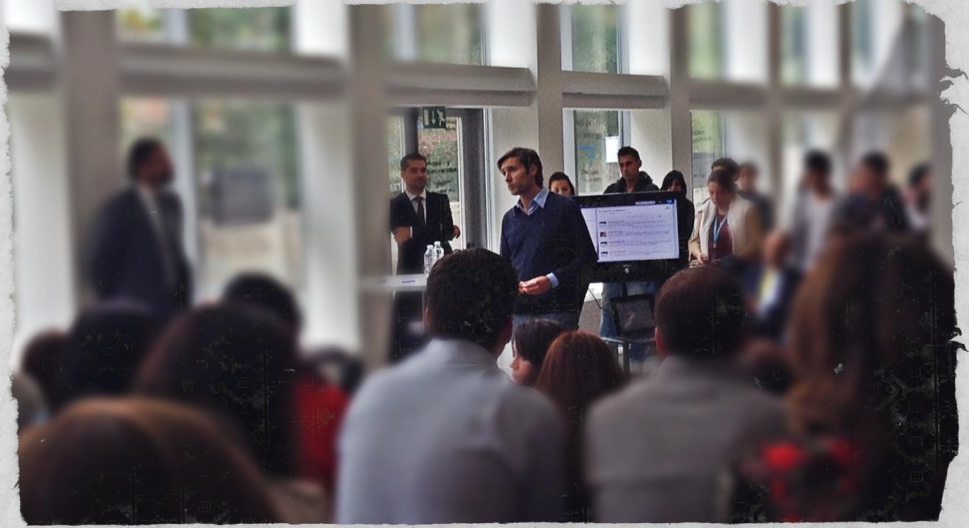 """@ElGansoSpain vuela en @MadridEmprende: """"El Emprendimiento no es una moda"""""""