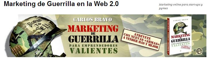 ¿Eres emprendedor y quieres un blog? @CarlosBravo te lo explica