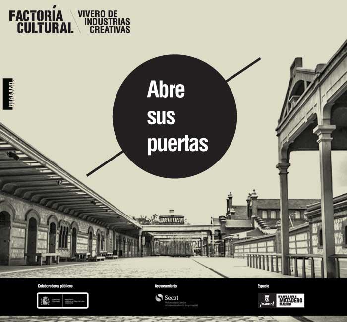 La creatividad ya tiene su espacio en Madrid