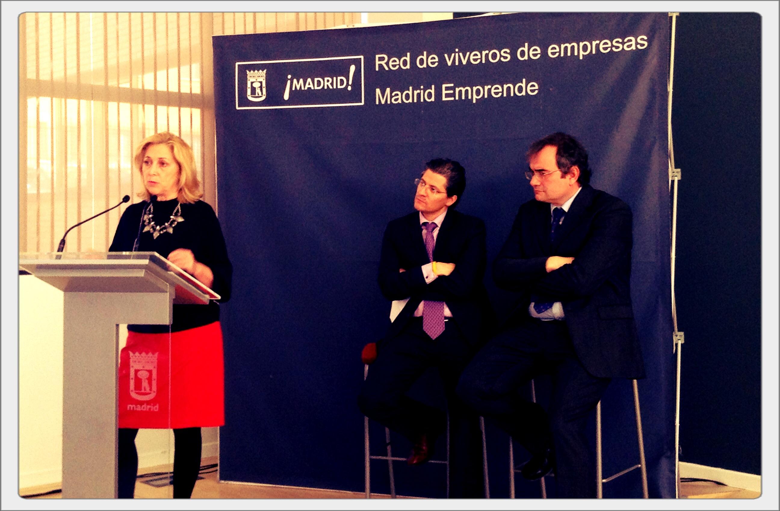 A @MadridEmprende, le salen las cuentas: más de 1.300 empresas constituidas en 2013