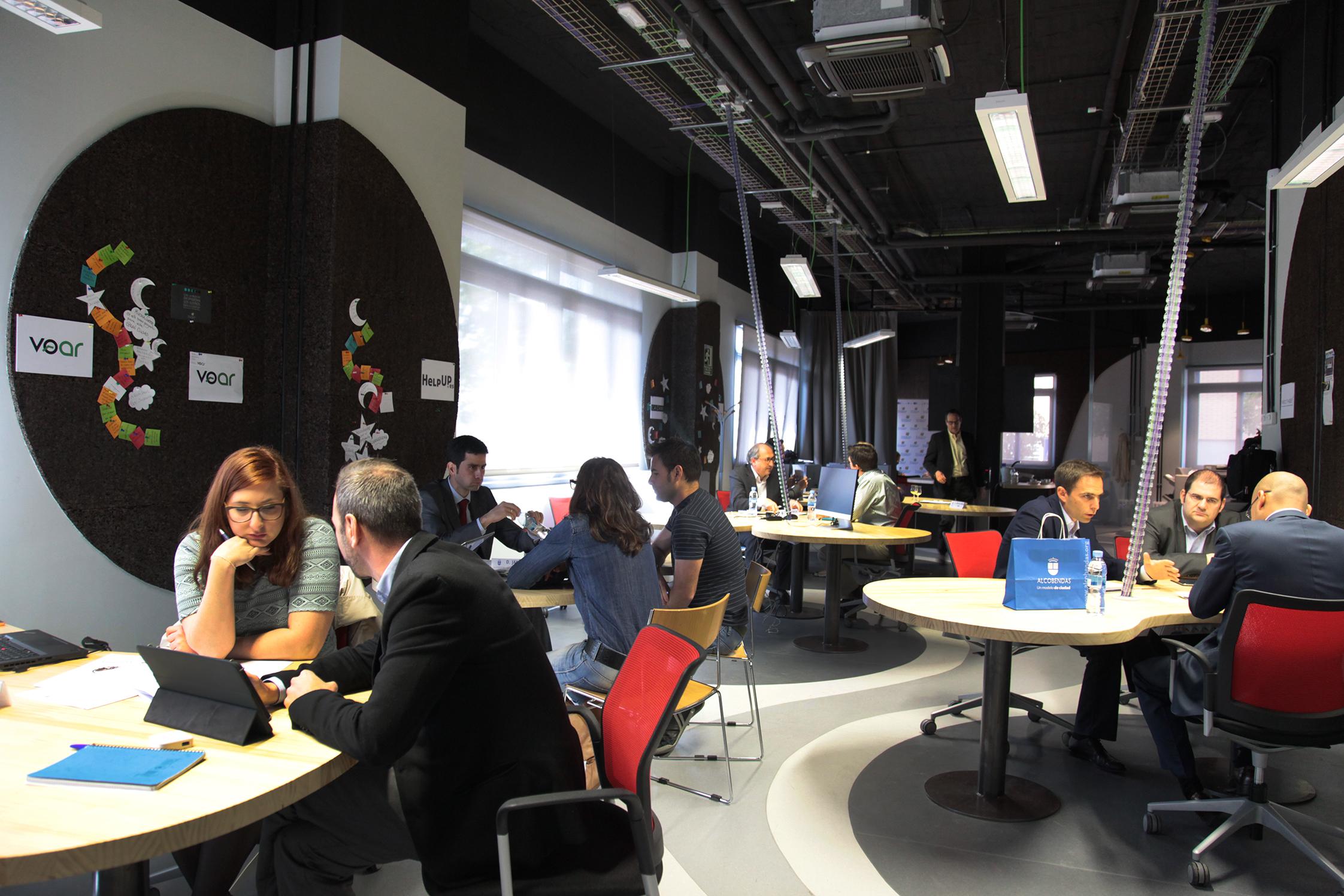 Abierto el proceso de selección de la 3ª edición de la Aceleradora StartUp Alcobendas