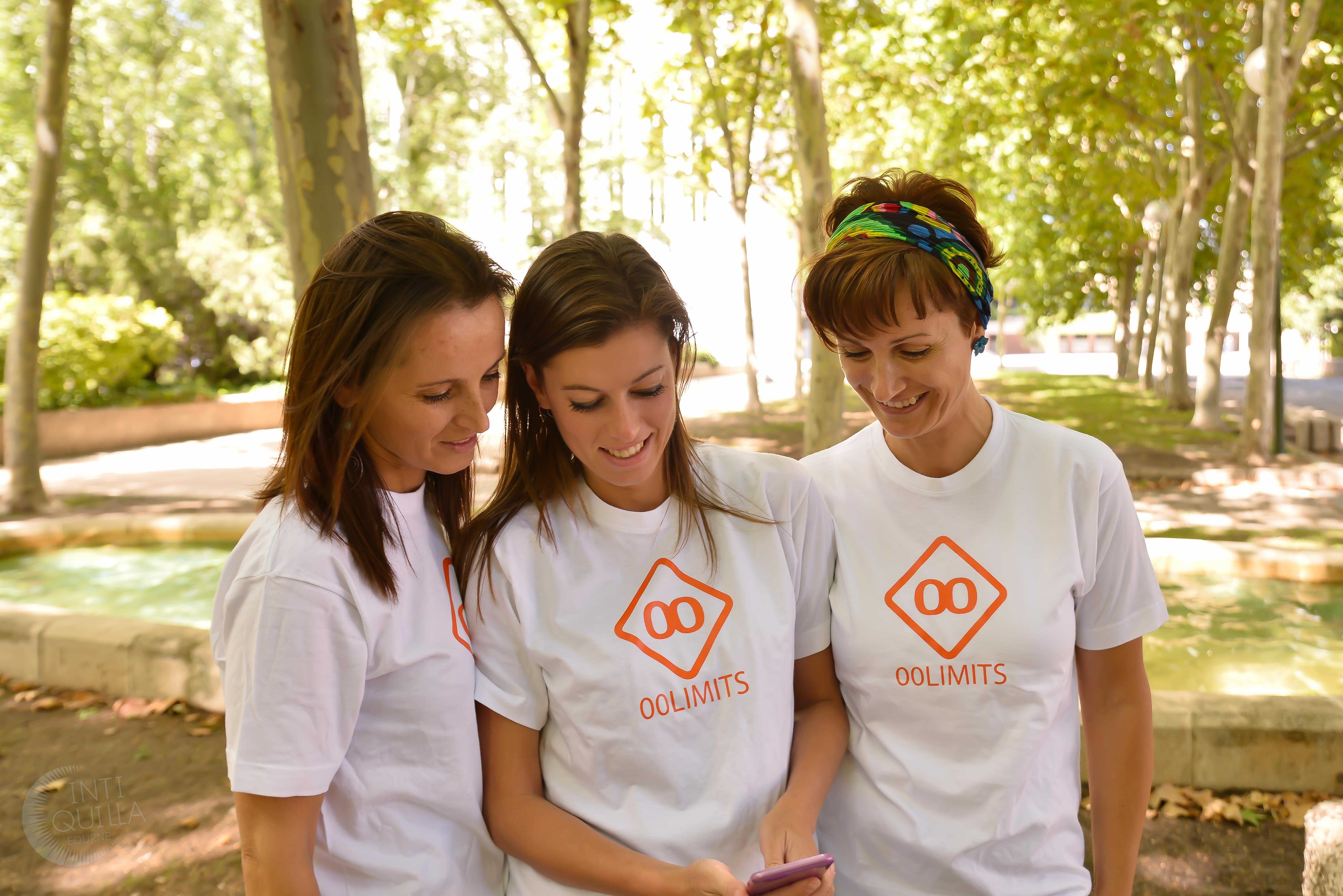 Tres emprendedoras crean una app para discapacitados que será presentada en FITUR
