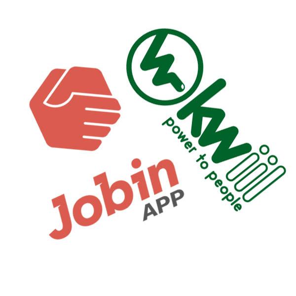 Jobin app y Kwiil se unen por la eficiencia energética en España