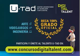 "U-tad lanza el concurso ""Digital Talent"""