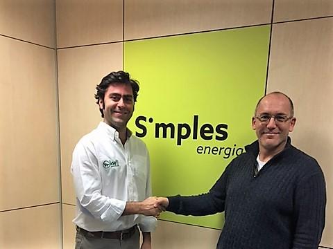 La eléctrica portuguesa Energia Simples adquiere la startup española Kwiil Energía