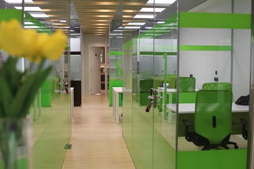Cuatro espacios de coworking en el centro de Madrid