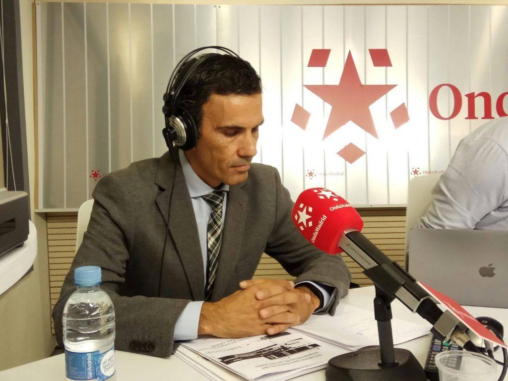 Juan Luis Rubio, UDIMA y CEF