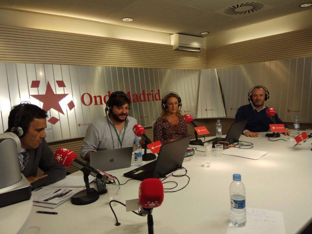 Internacionalización en Emprende Madrid
