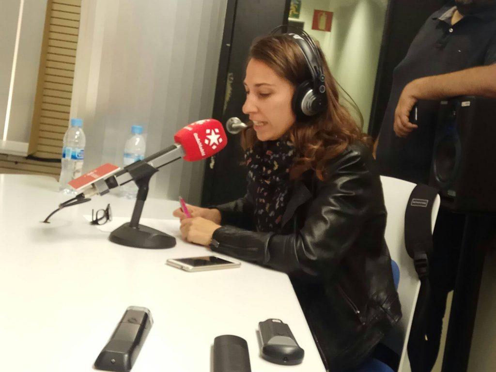 Belen Kaiser. periodista en El País