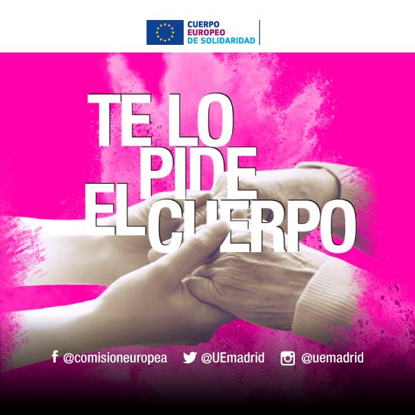 Presentación Cuerpo Europeo de Solidaridad en Gijón