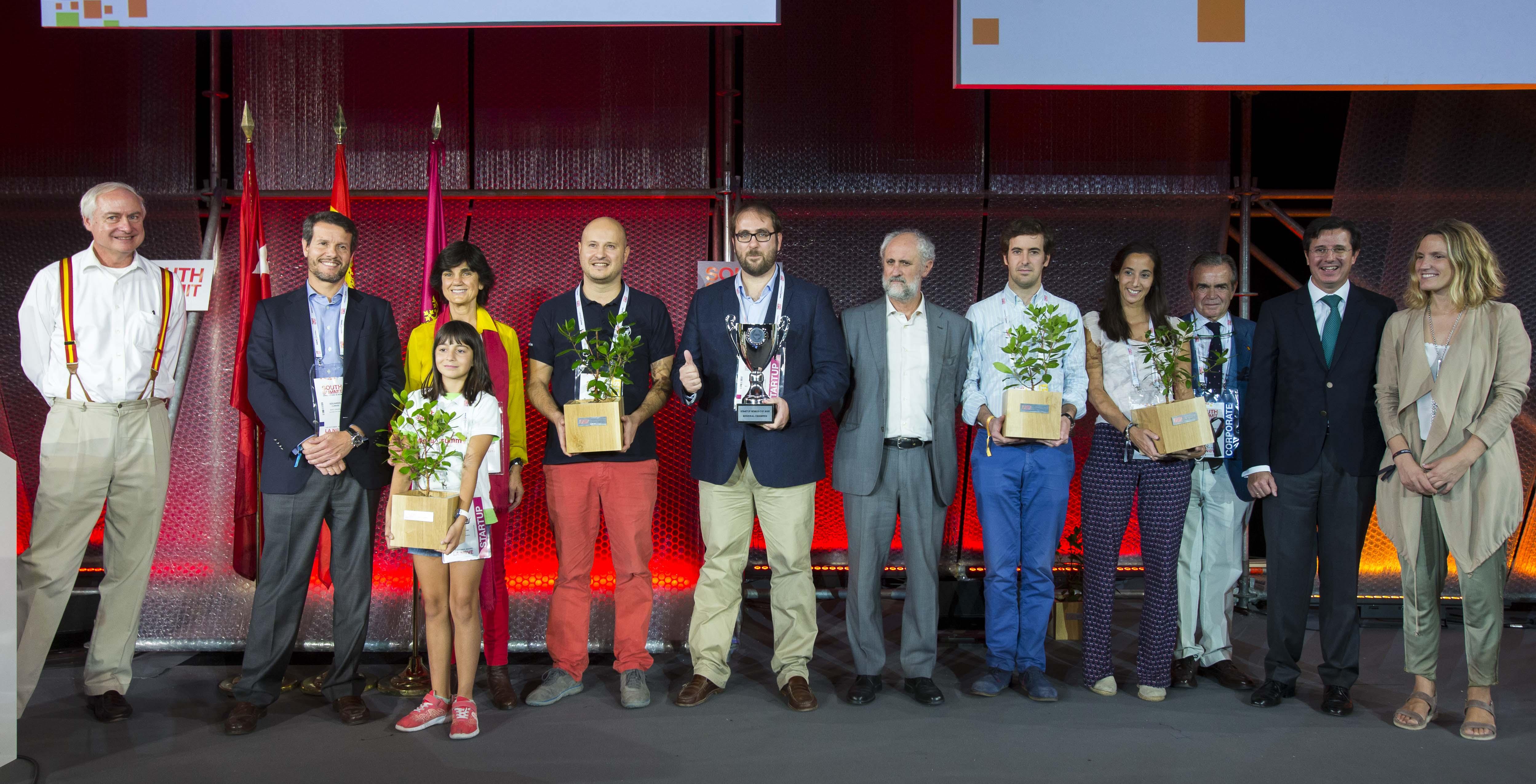 Wallbox, startup ganadora del South Summit 2017