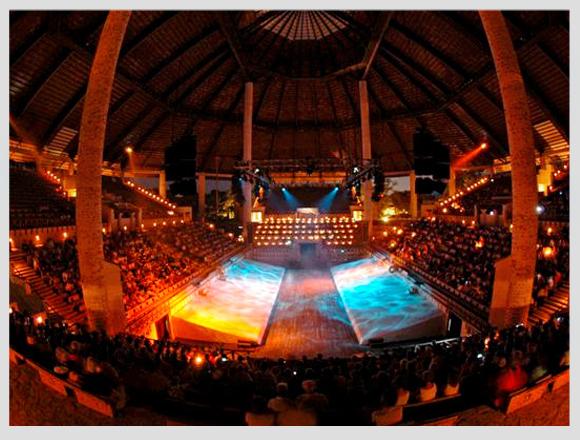 Escenario Premios PLATINO Uruguay