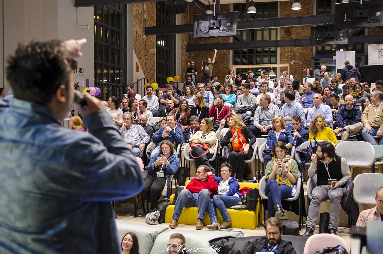 FUCKUP NIGHTS MADRID celebra 3 años de fracaso y aprendizaje