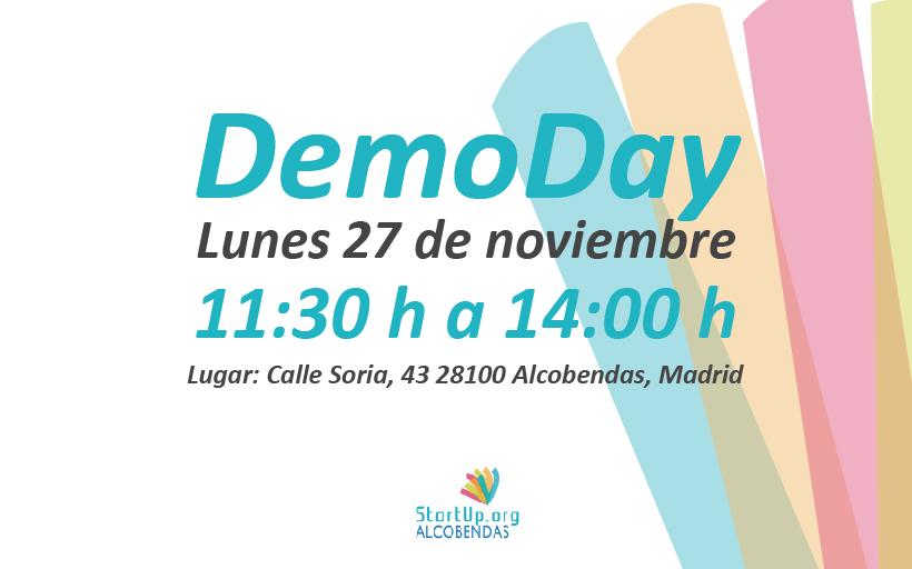 StartUp Alcobendas celebra su Demo Day en el que se graduarán 22 proyectos