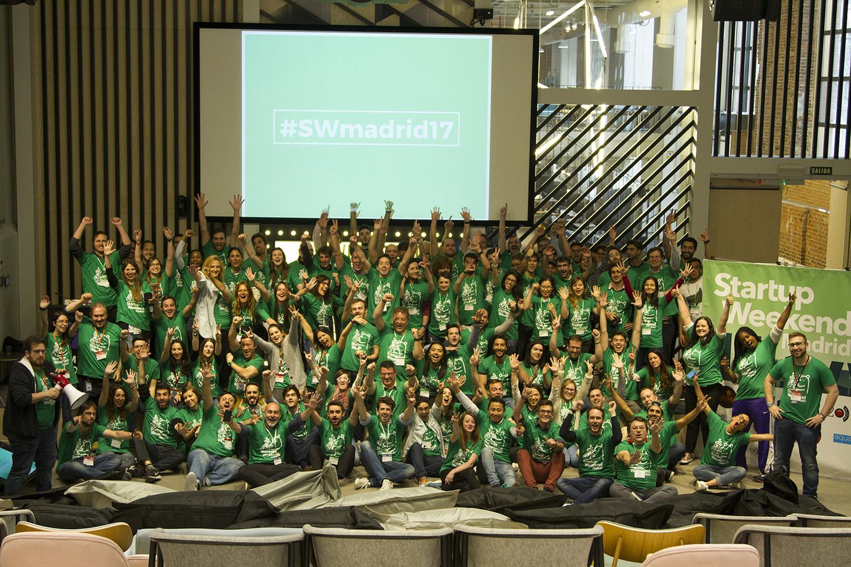 Startup Weekend Madrid vuelve para ayudarte a crear tu Startup