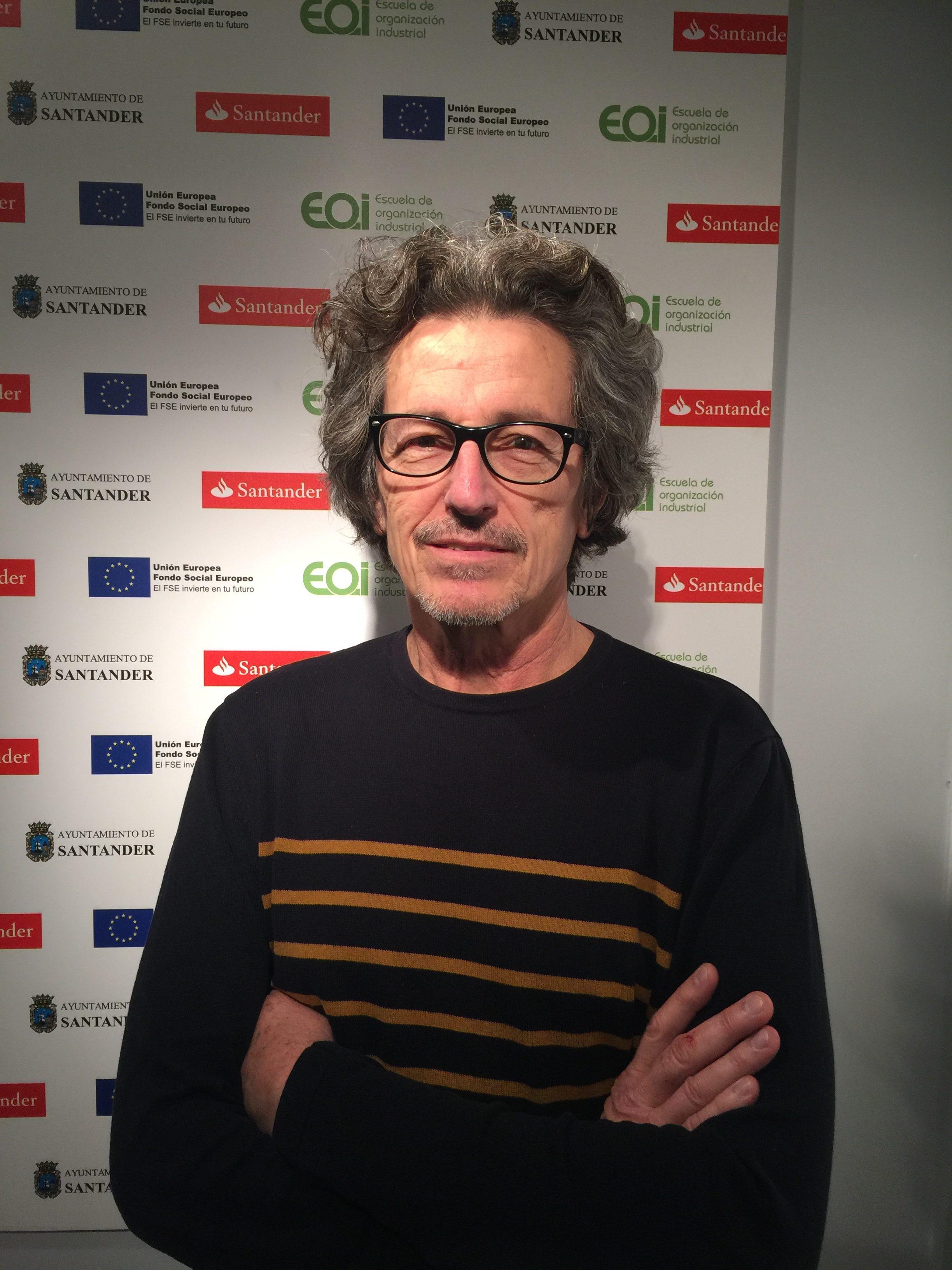 Miguel Santeliz, emprendedor y creador de Raíces Urbanas