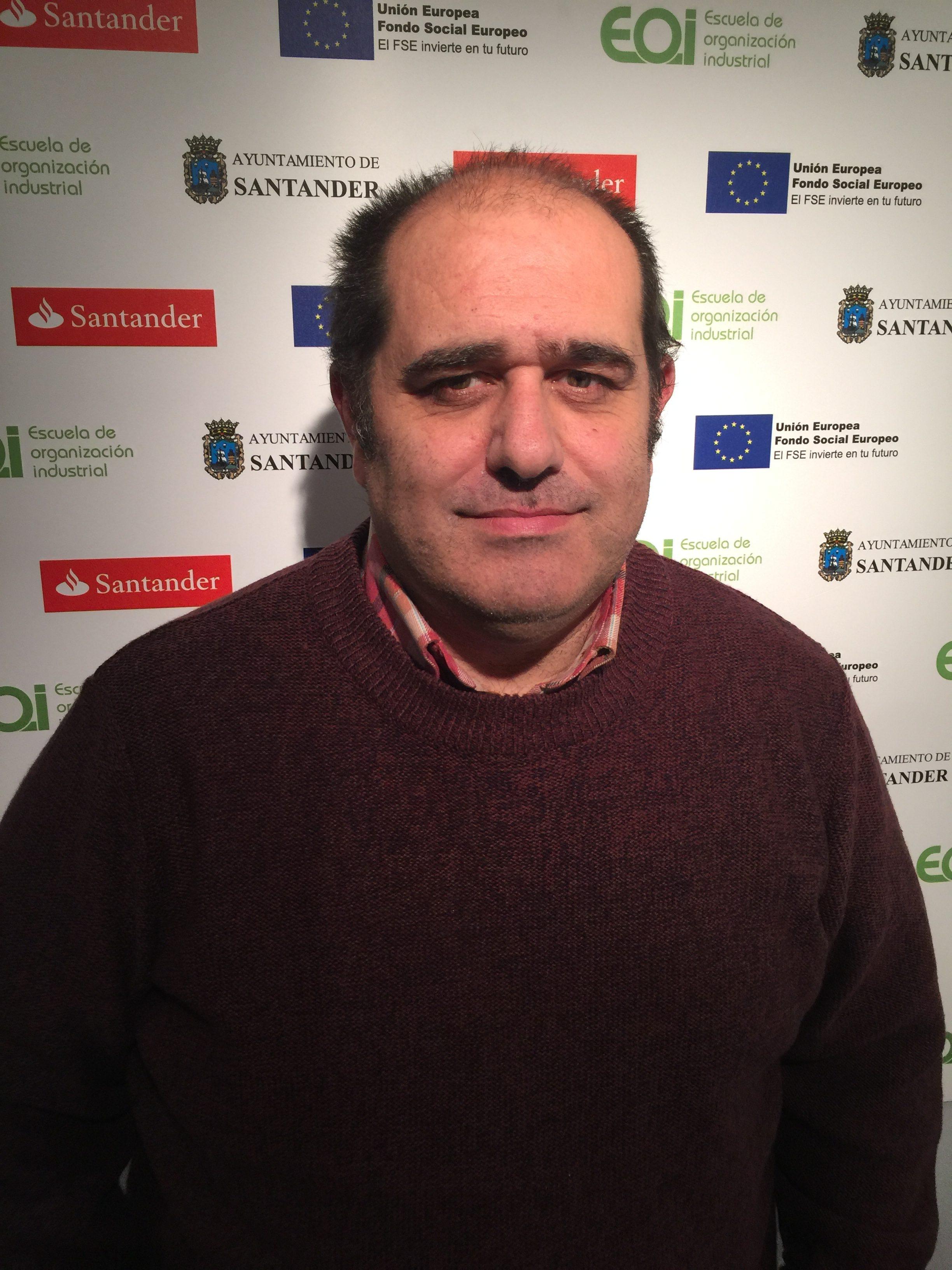 Luis Angel Montoya, emprendedor