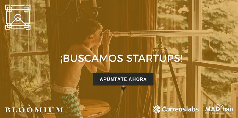 La aceleradora Bloomium en busca de las mejores startups tecnológicas