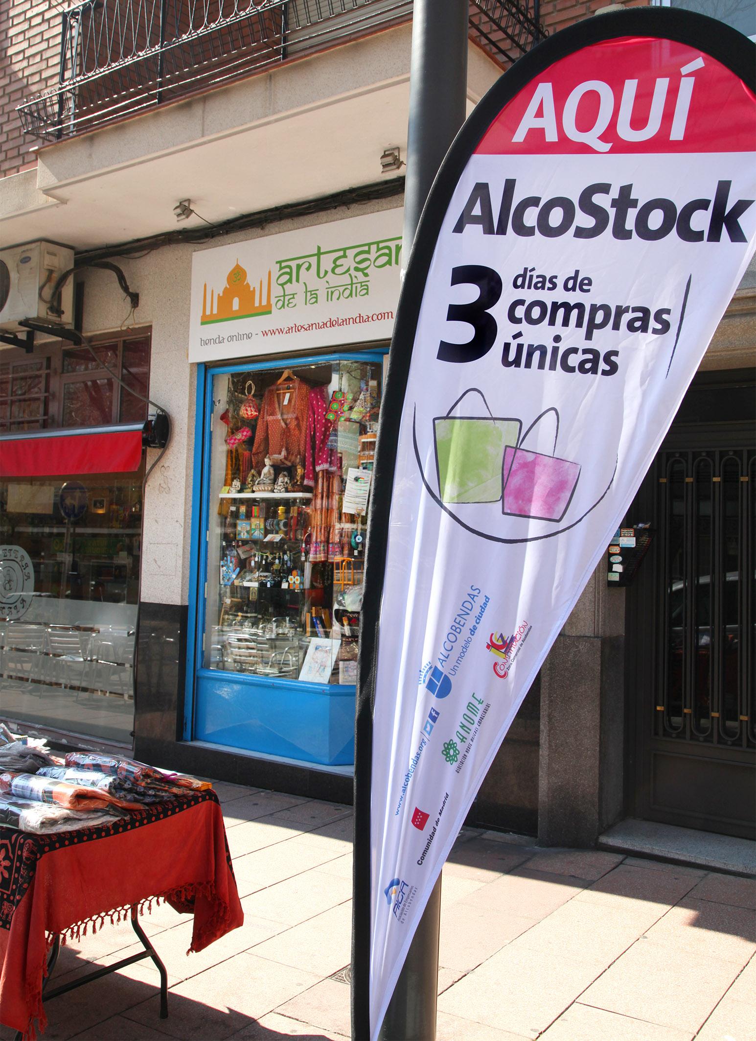La StartUp Alcobendas MisterLo, ofrecerá geolocalización, ofertas e información de  los comercios de Alcostock