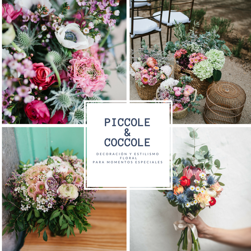 Piccole & Coccole: algo más que flores bonitas, un universo de experiencias y emociones