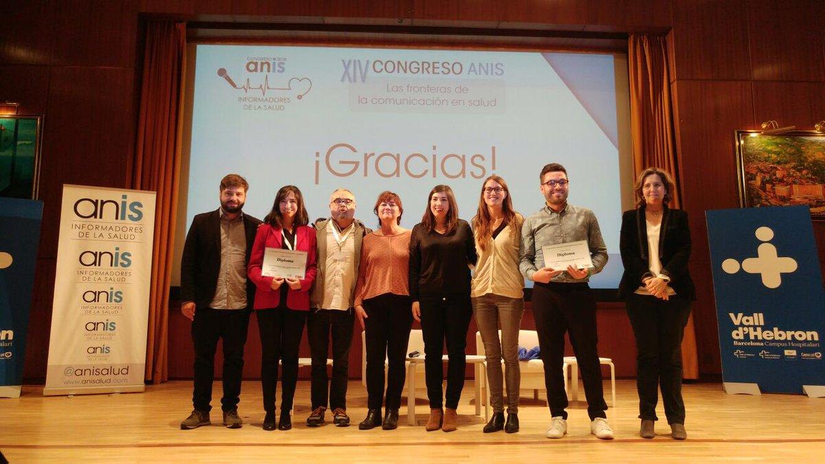 Los proyectos Helping Cáncer Tv y Brainguard ganadores del 'I Concurso de Emprendedores ANIS by Emprende inHealth'