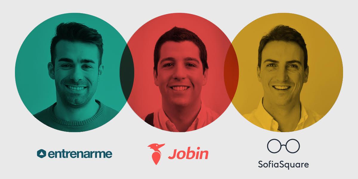 Jobin cierra acuerdos con SofiaSquare y Entrenarme para seguir ampliando los servicios dentro de su plataforma