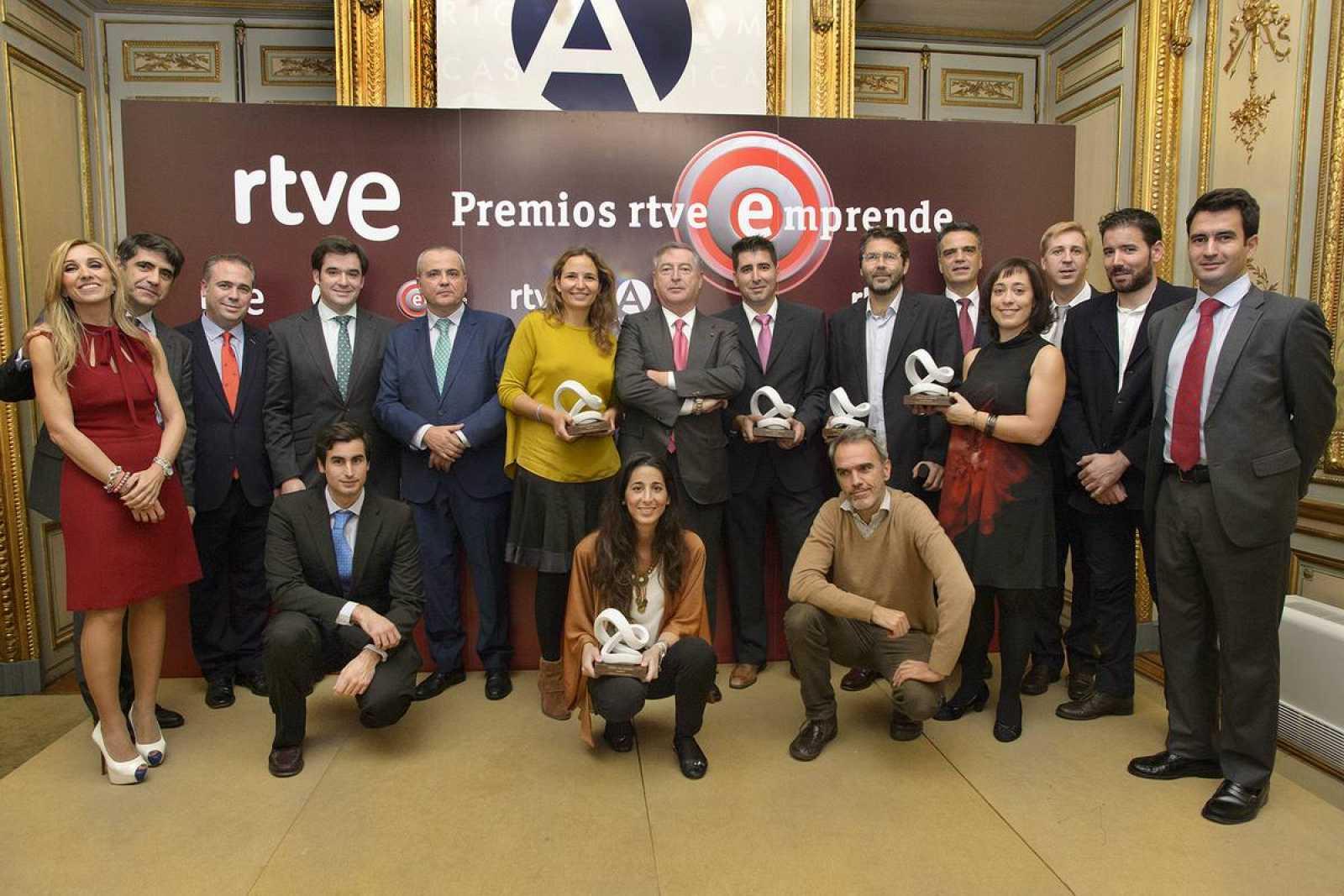 Convocada la IV edición de los Premios RTVE Emprende