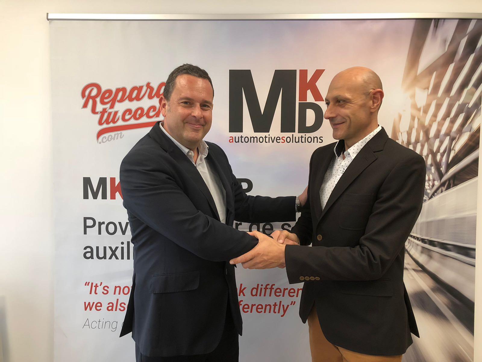 MKD Automotive facturará 25 millones de euros este año con la integración en el grupo de Fortius y PTRZ