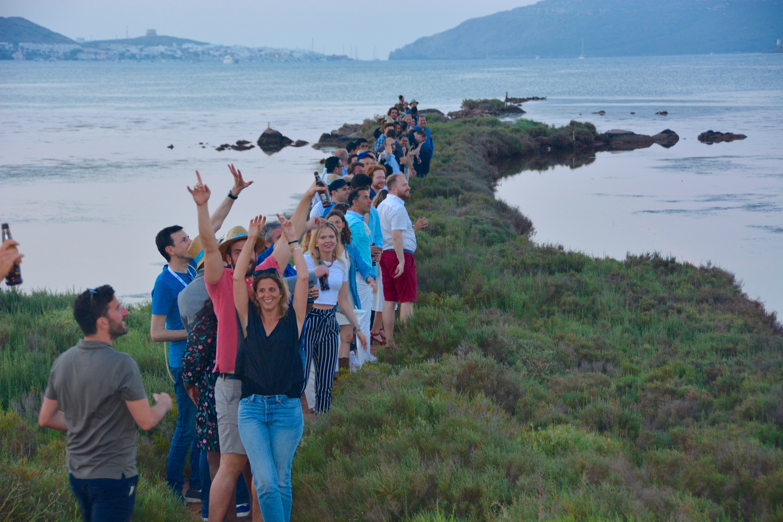 Medio centenar de emprendedores dejan la isla después de desacelerar e impulsar sus startups sostenibles