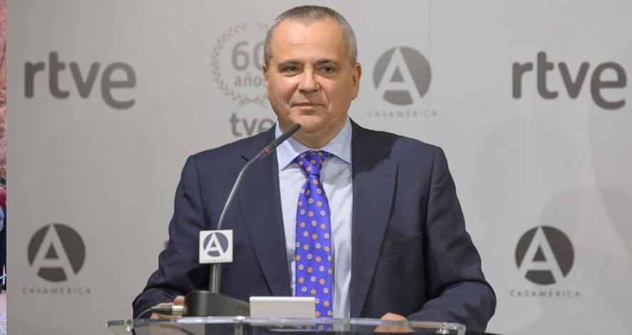 Juanma Romero presenta su candidatura para presidir RTVE
