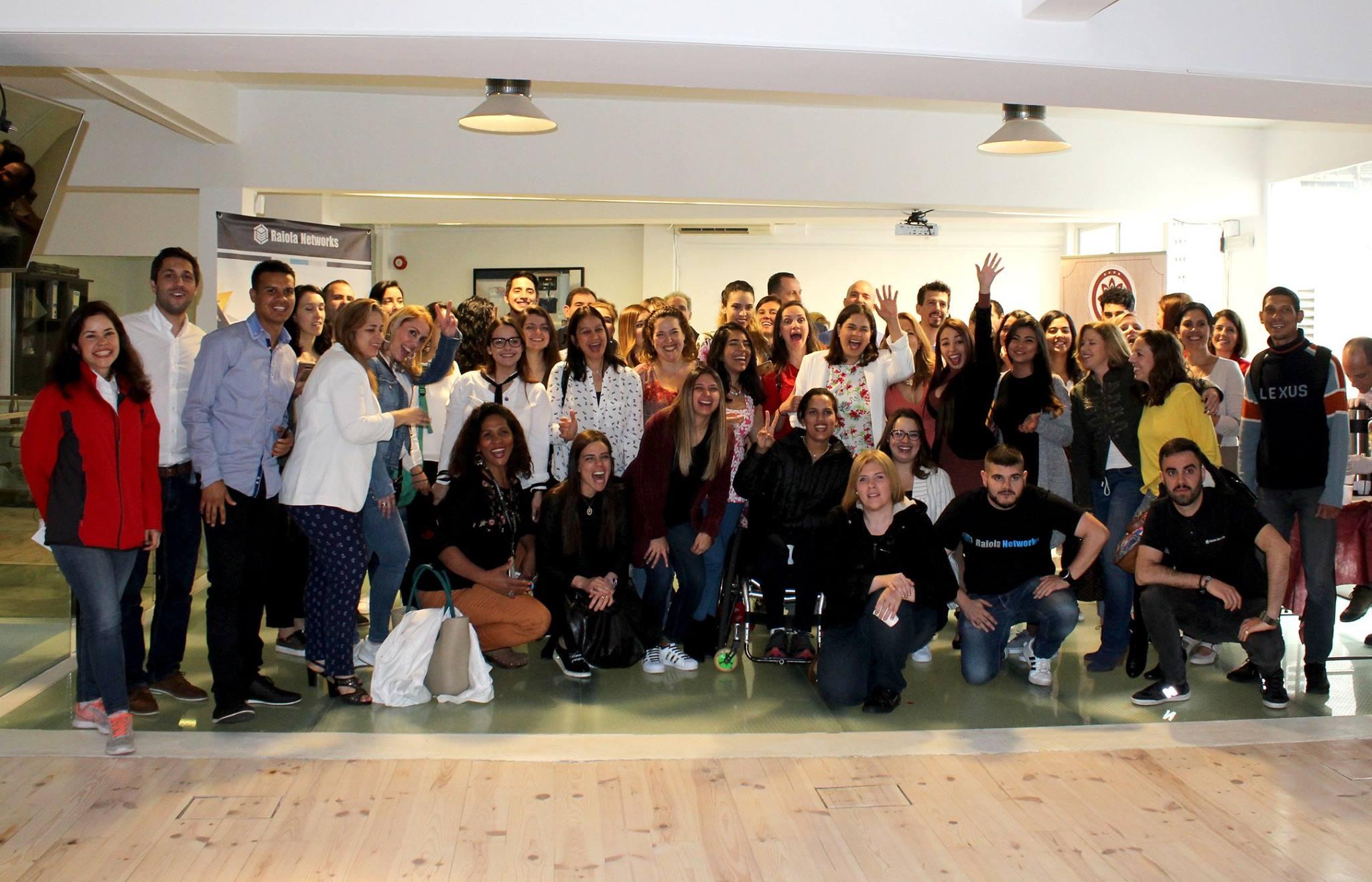 Emigrar y Emprender es posible reúne a más de 100 personas el pasado 31 de mayo en Open Talk