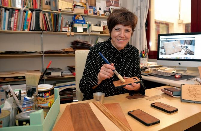 «En Vica Designs unimos la naturaleza con la tecnología y la personalización», Victoria, CEO y fundadora