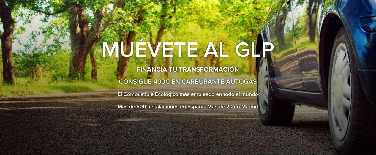 El AUTOGAS o GLP, la solución para circular por el centro de las grandes ciudades a pesar de las restricciones al tráfico