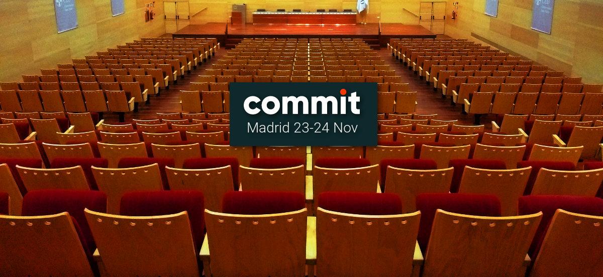 Commit reunirá a 2000 profesionales del futuro tecnológico español