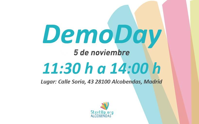 StartUp Alcobendas celebra su Demo Day en el que se graduarán 20 proyectos
