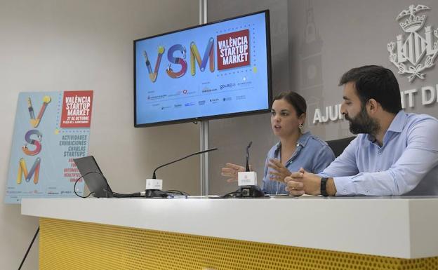 València Activa acerca la realidad de las startups y empresas tecnológicas valencianas a la ciudadanía a través del evento 'València Startup Market'