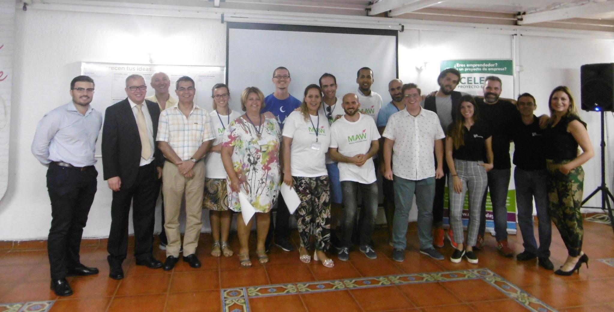 Mentor Day organiza en Tenerife el GEW, el mayor evento de emprendimiento del mundo