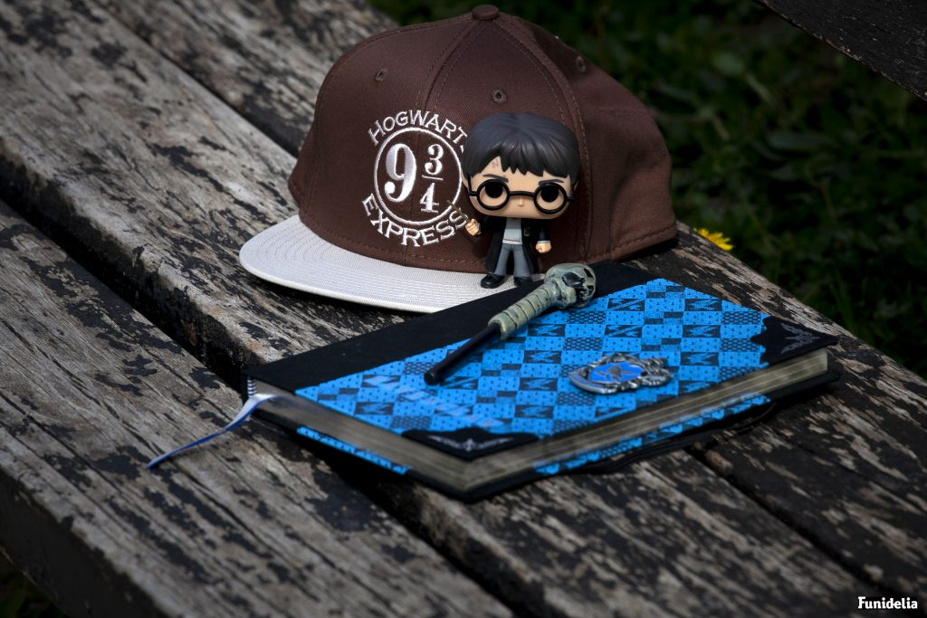 Harry-Potter-Merchandise-gorra-agenda-funco