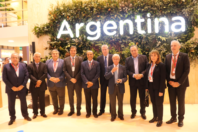 Argentina despliega su nueva oferta turística en Fitur 2019