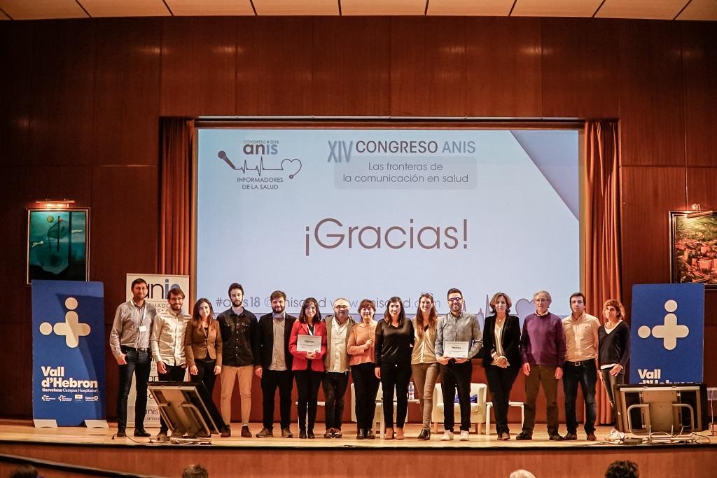 La Asociación Nacional de Informadores de la Salud (ANIS) convoca el 'II Concurso de Emprendedores ANIS by  Emprende inHealth'
