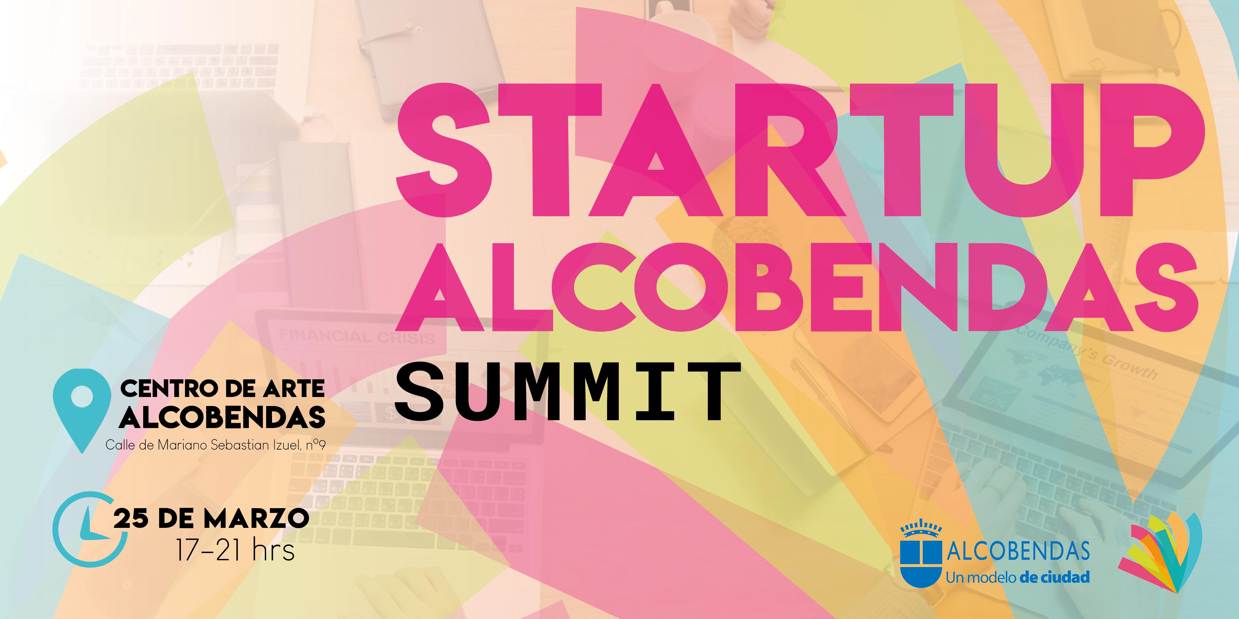 La aceleradora Startups Alcobendas lanza la I Edición de Startups Alcobendas Summit