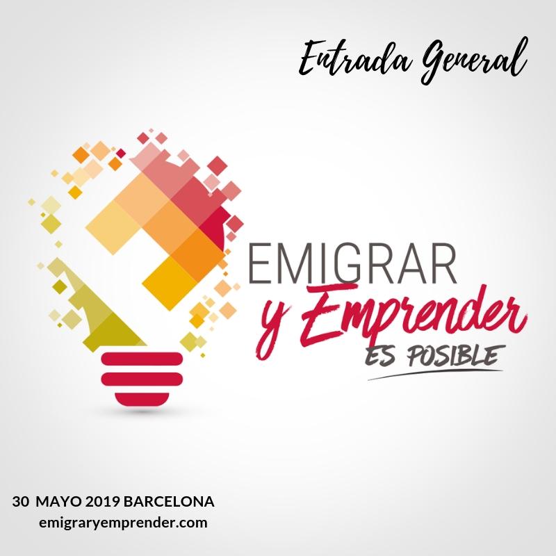Barcelona acoge la III Edición del Evento Emigrar y Emprender el próximo 30 de mayo