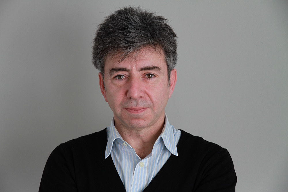 Director general Antonio Aguidilla