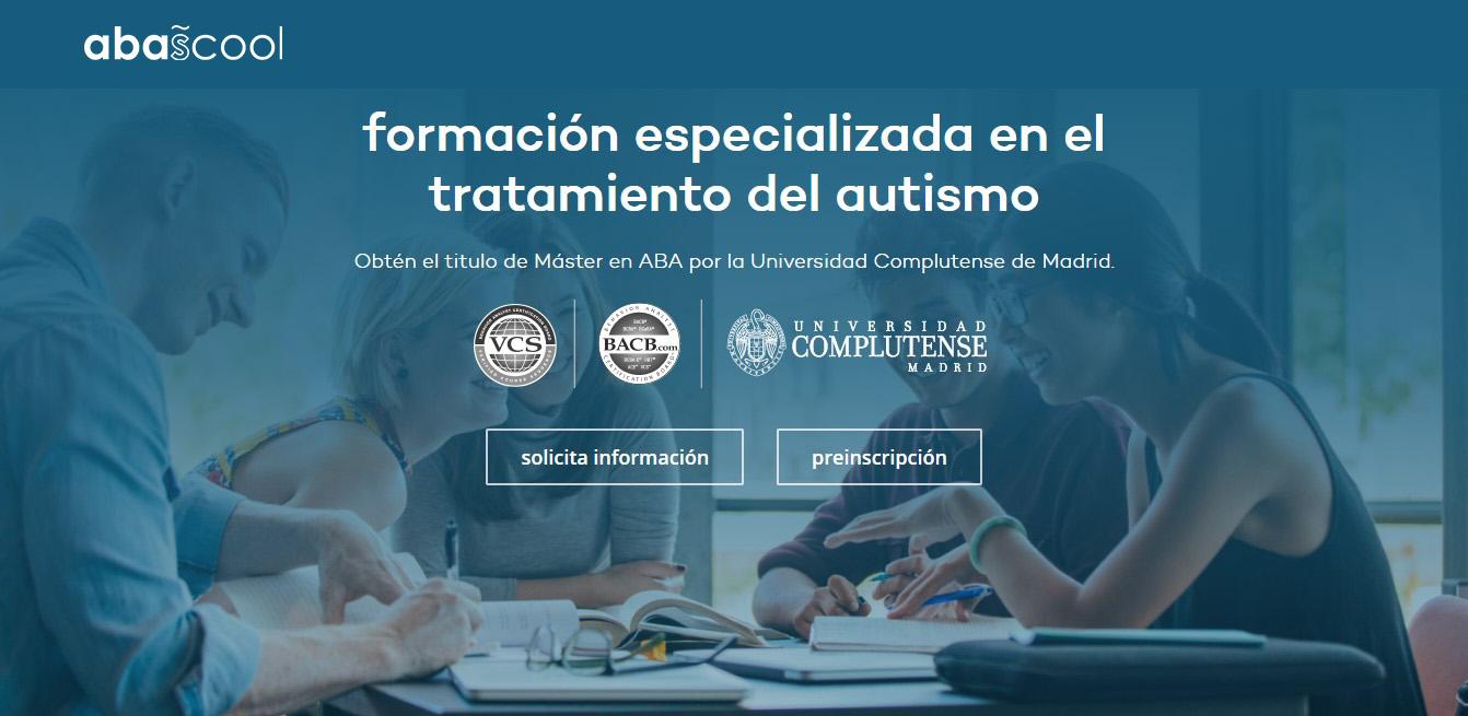 Abascool y la Universidad Complutense de Madrid ponen en marcha el Máster en Análisis de Conducta Aplicado