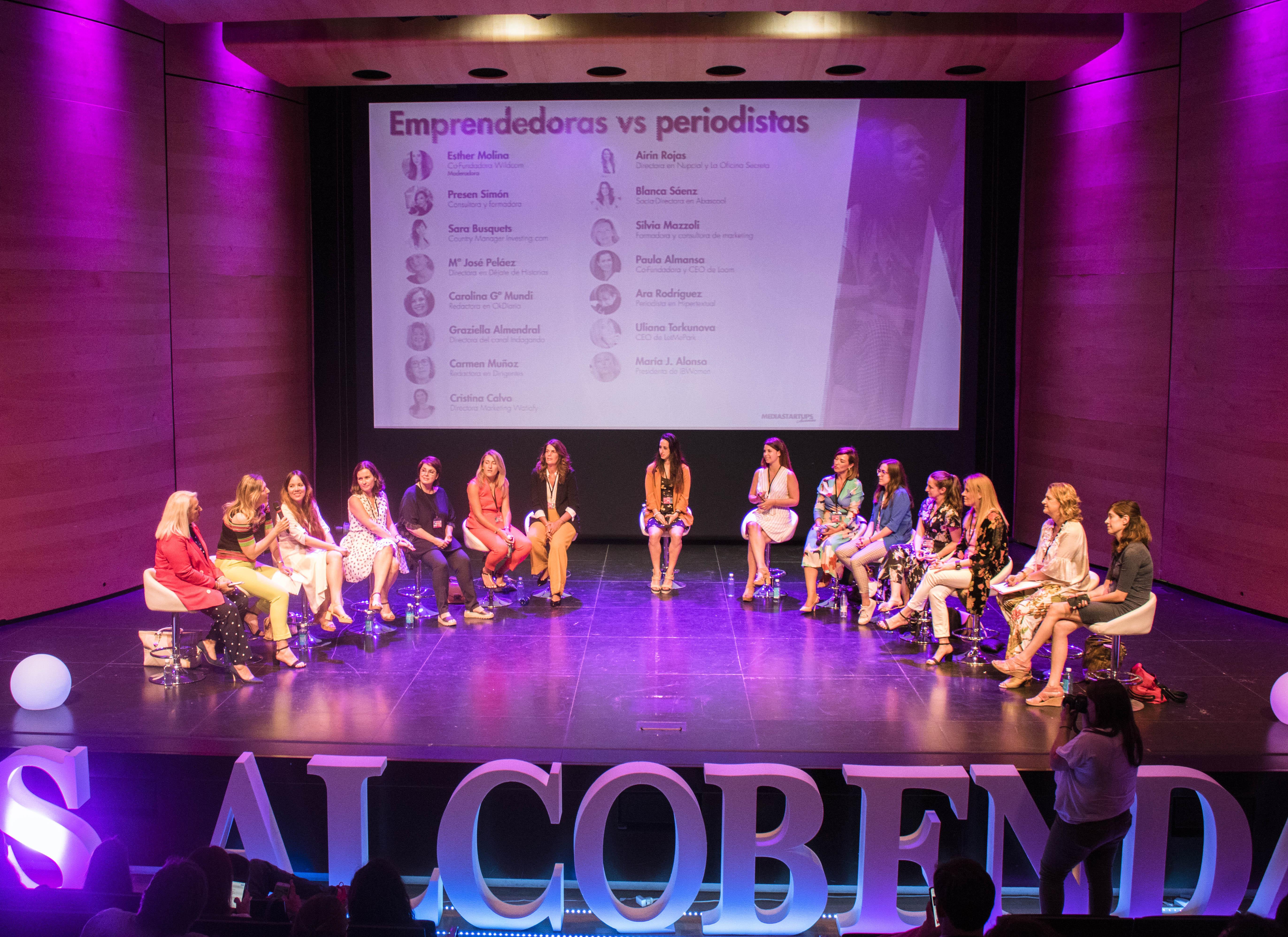 MediaStartups Alcobendas bate récords con más de 800 asistentes y 300 entrevistas realizadas durante el encuentro