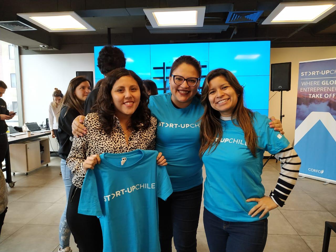 Incrementa la participación de emprendedoras peruanas en la nueva edición del Programa para Mujeres Emprendedoras de Start-Up Chile