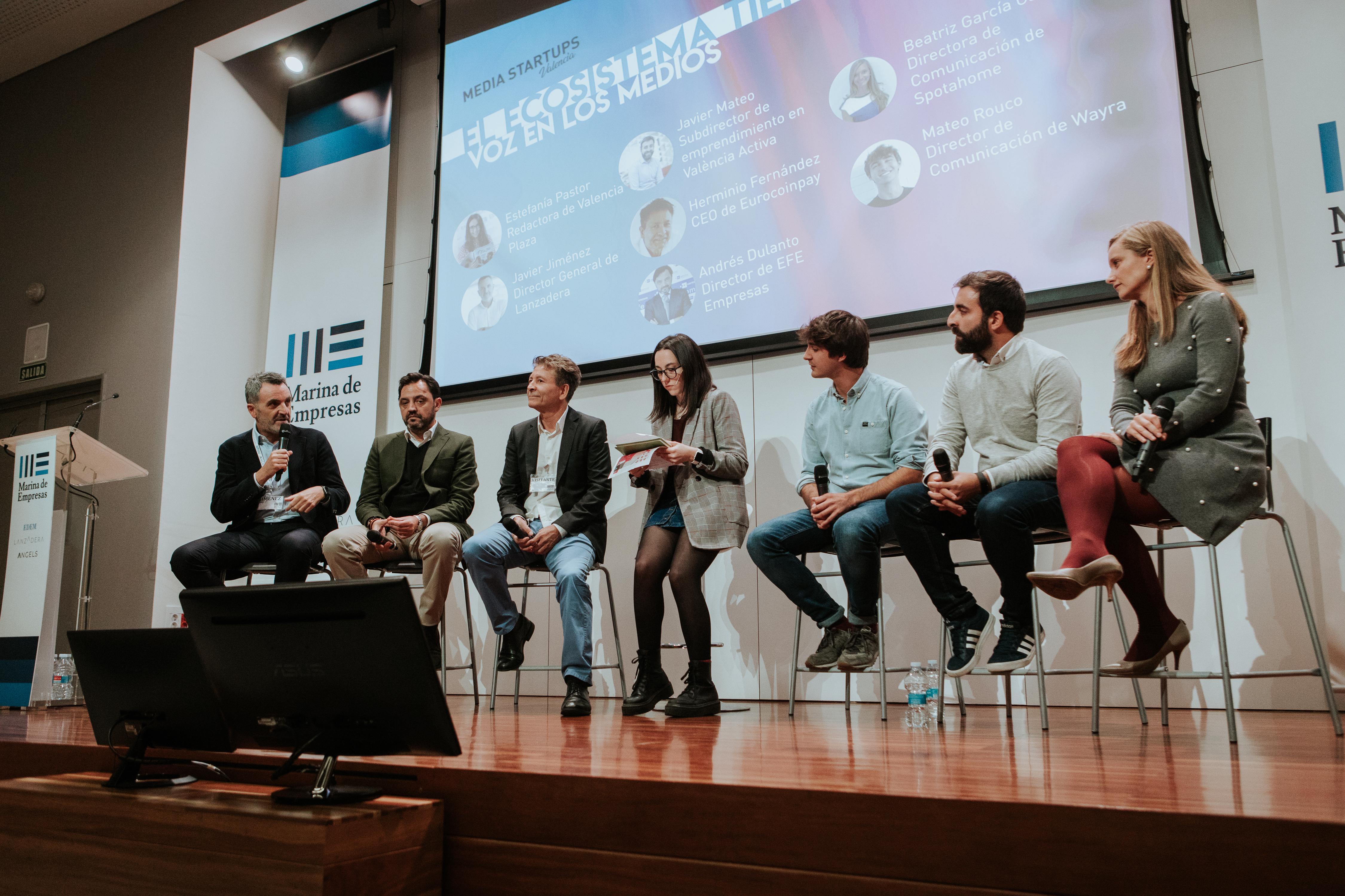 MediaStartups aterriza el 17 de octubre en Valencia por segundo año consecutivo tras el éxito de 2018