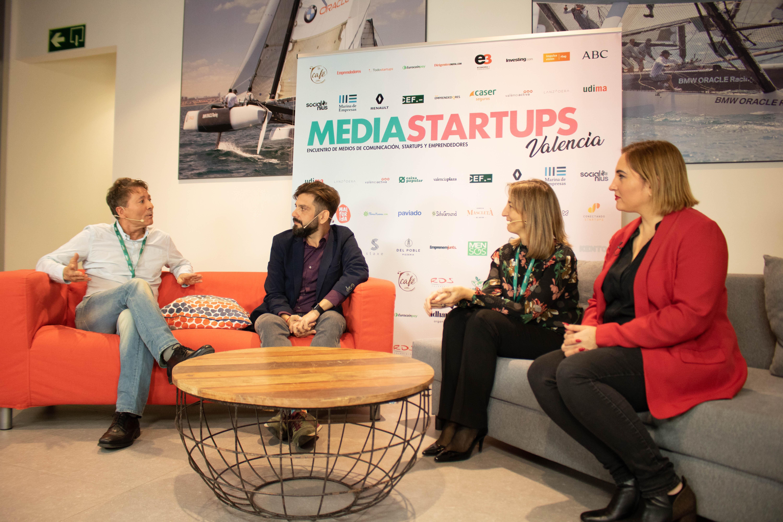 MediaStartups Valencia bate récords de asistencia en su II Edición con más de 400 emprendedores