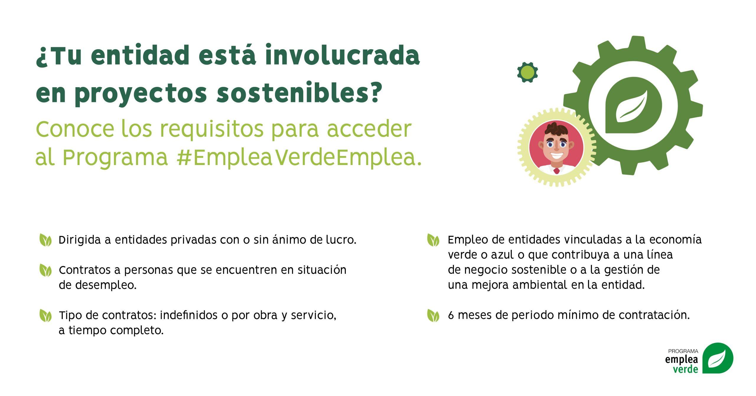 ¿Qué es el empleo sostenible?